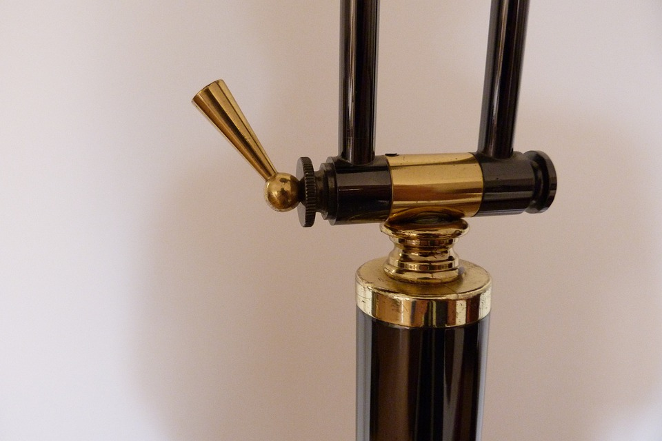 Locking System, Luminaire, Detail, Macro, Orientation