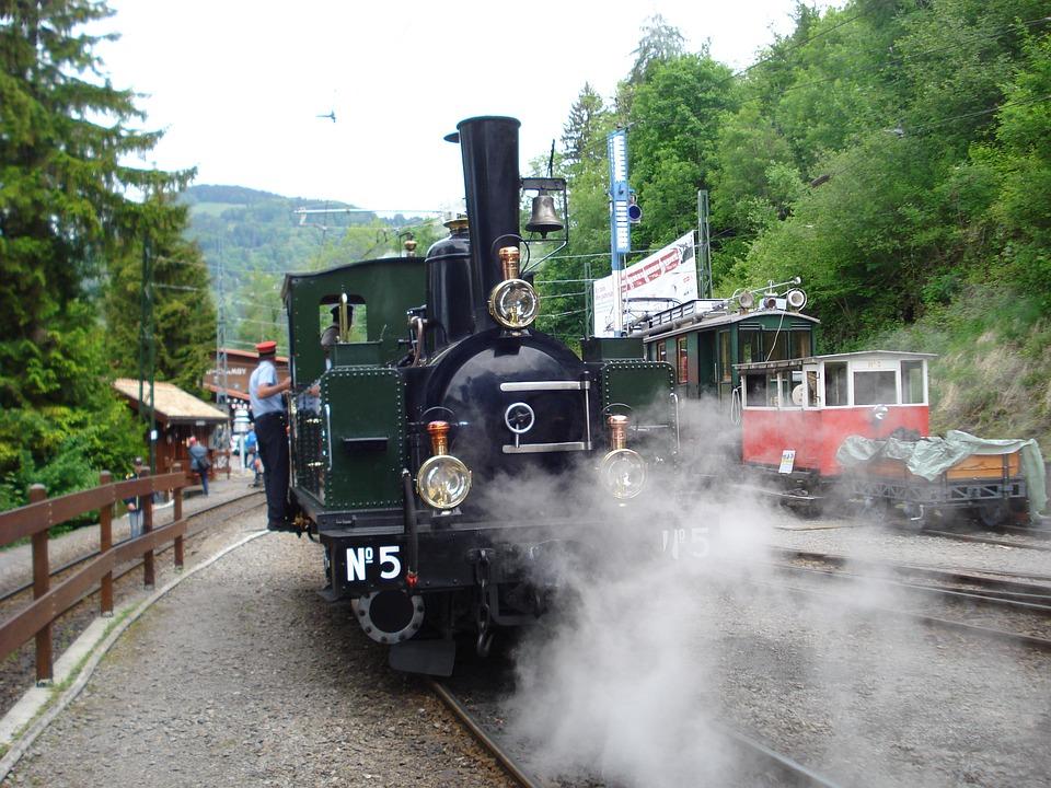 Steam Locomotive, Train, Loco, Locomotive, Nostalgia