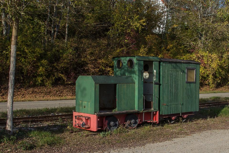 Railway, Locomotive, Loco, Train, Rail Traffic