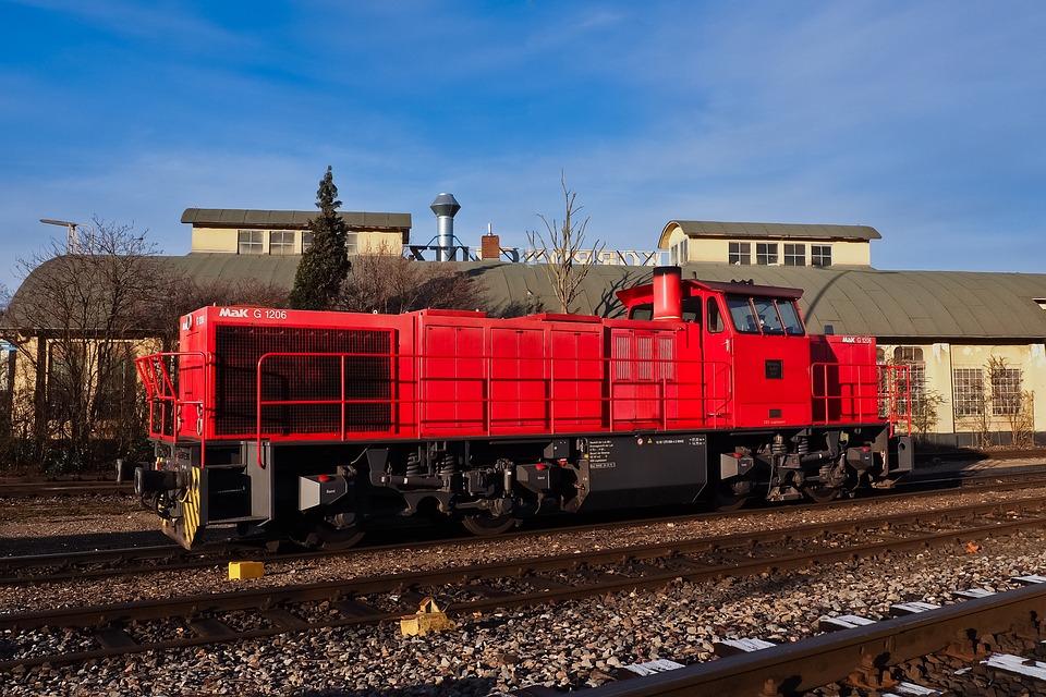 Locomotive, Loco, Railway, Train, Transport, Nostalgia