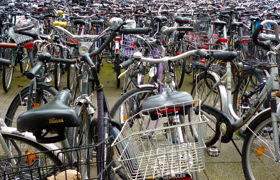 Bicycles, Bike Park Place, Locomotion, Wheel, Bike