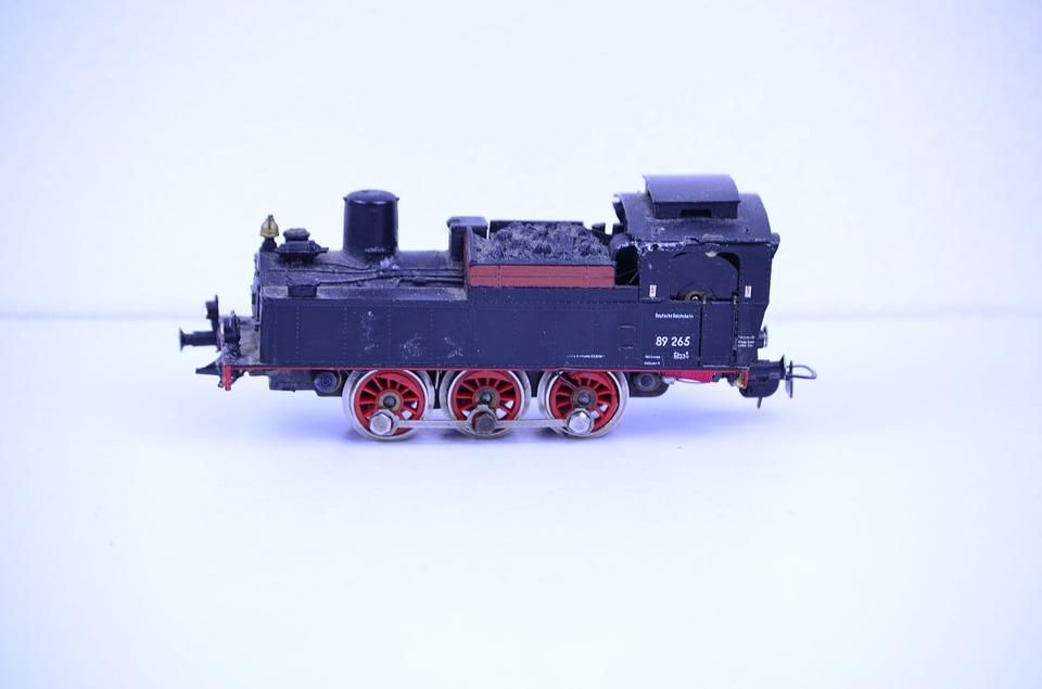 Steam Locomotive, Train, Steam, Locomotive, Railroad