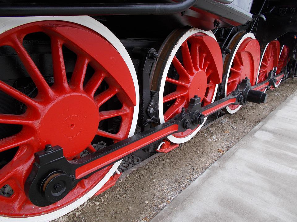 Locomotive, Choo Choo Train, Steam Locomotive, Railway