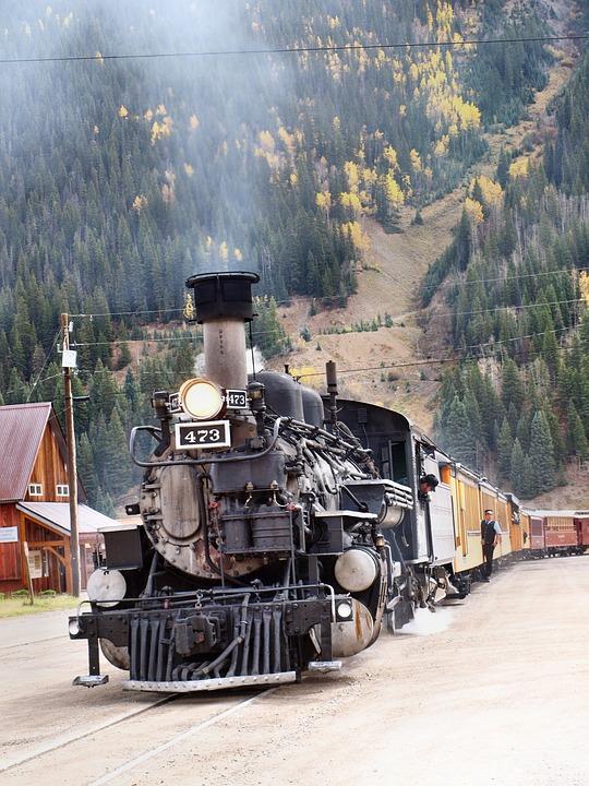 Railway, Loco, Locomotive, Steam Locomotive