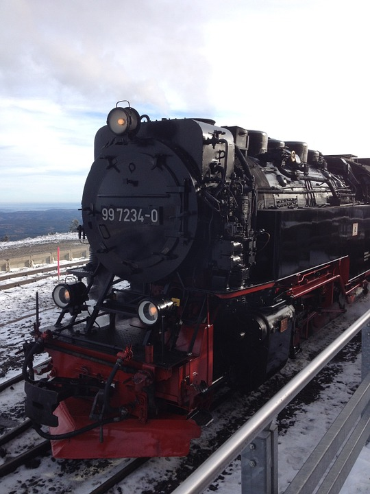 Loco, Steam Locomotive, Railway, Train, Locomotive