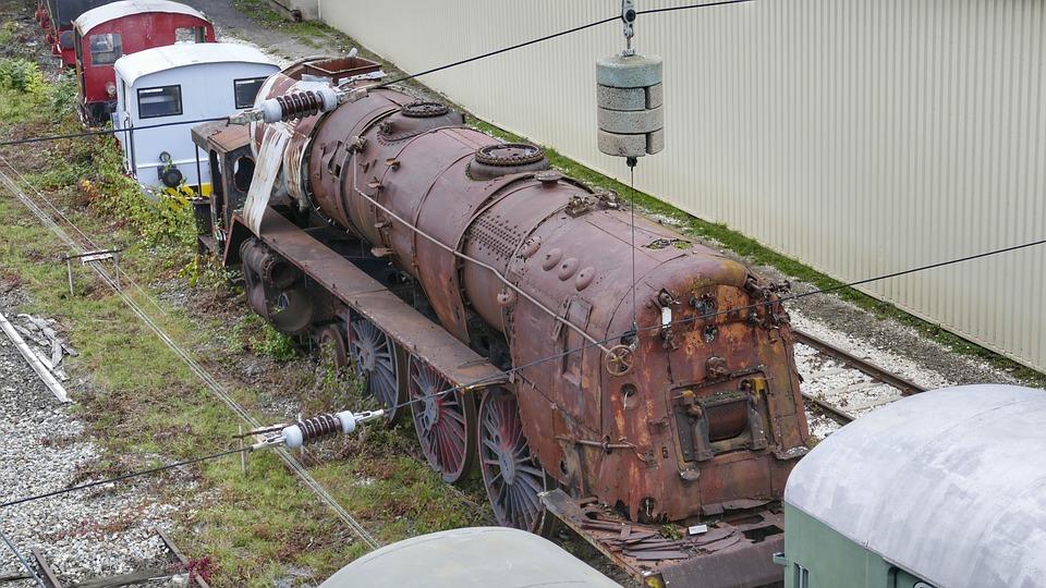 Steam Locomotive, Train, Railway, Locomotive