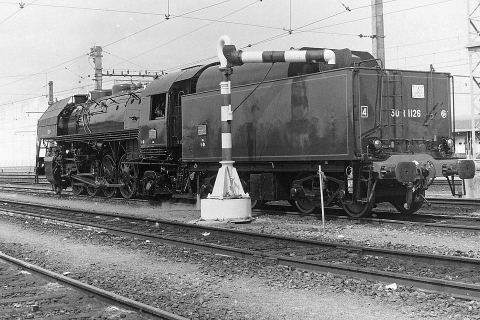 Locomotive, Train, Railway, Steam, Steam Train, Sncf