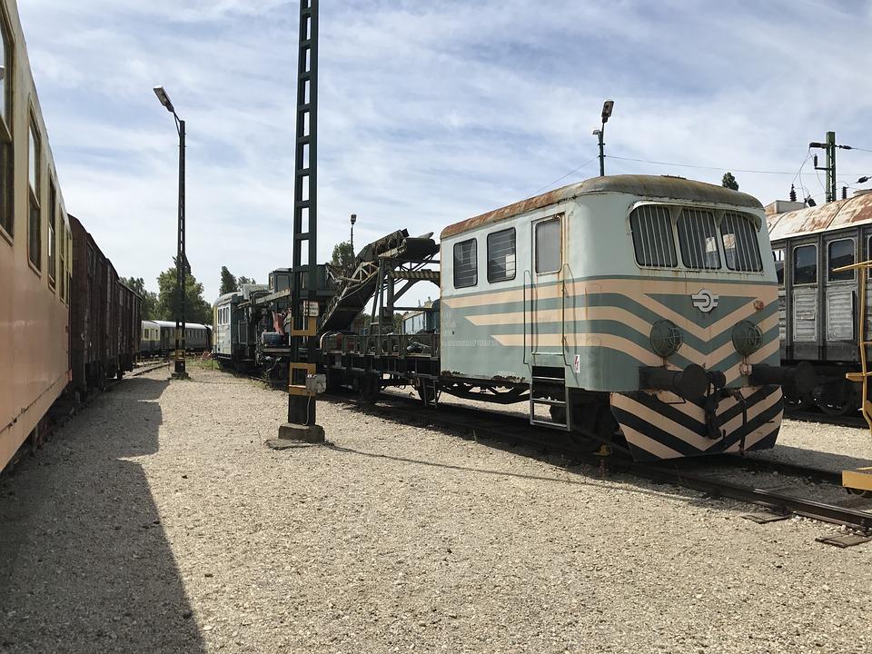 Supplier, Locomotive, Rail