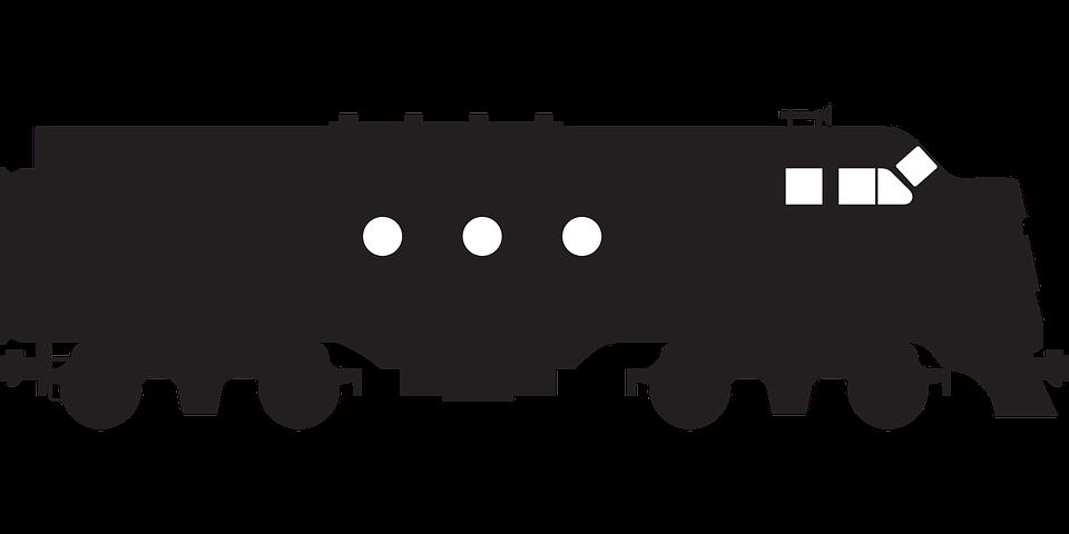 Locomotive, Train, Railway