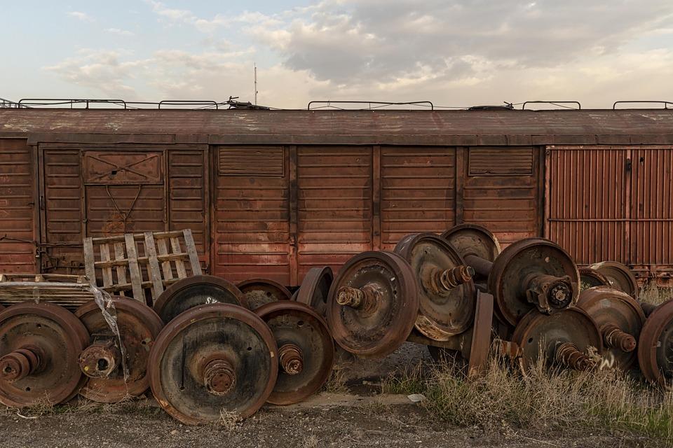 Wagon, Train, Station, Passenger, Locomotive, Travel