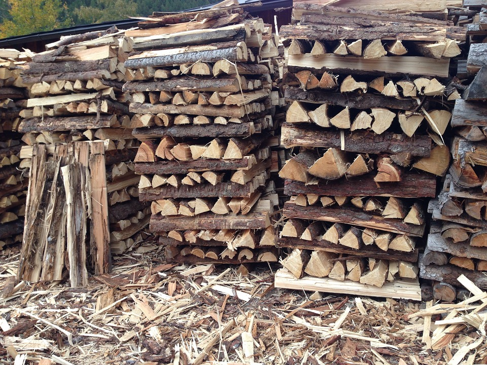 Wood, Stock, Holzstapel, Firewood, Stack, Log