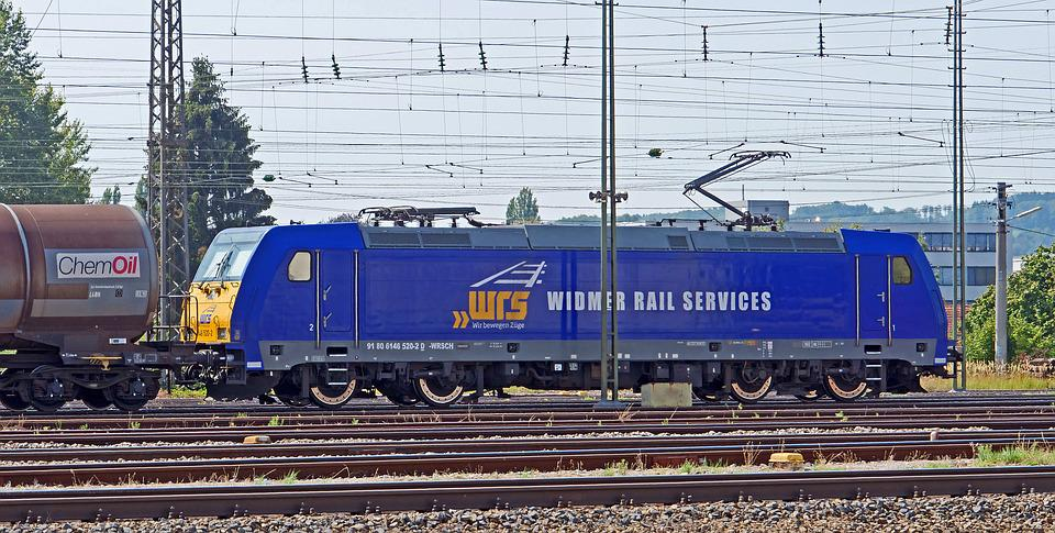 Railway, Private Railway, Cargo, Logistics