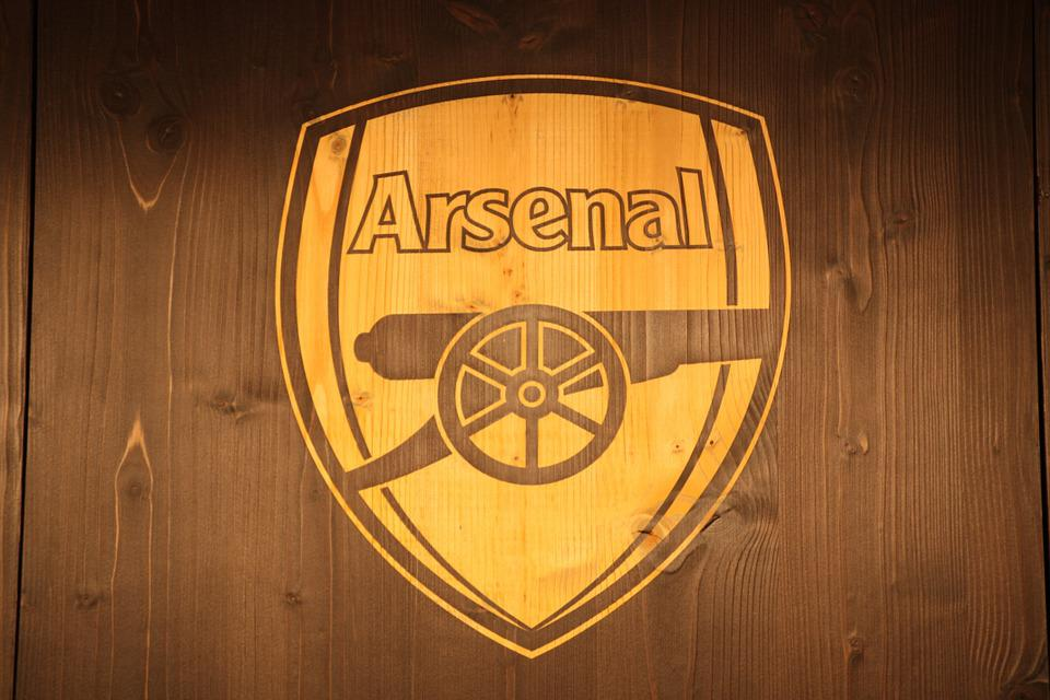 Logo, Arsenal, England