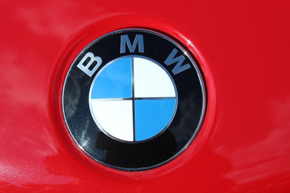 Bmw, Logo, Company, Car, Red, Brand, Creative, Designer