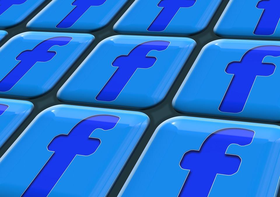 Facebook, Logo, Social Media, News, Internet