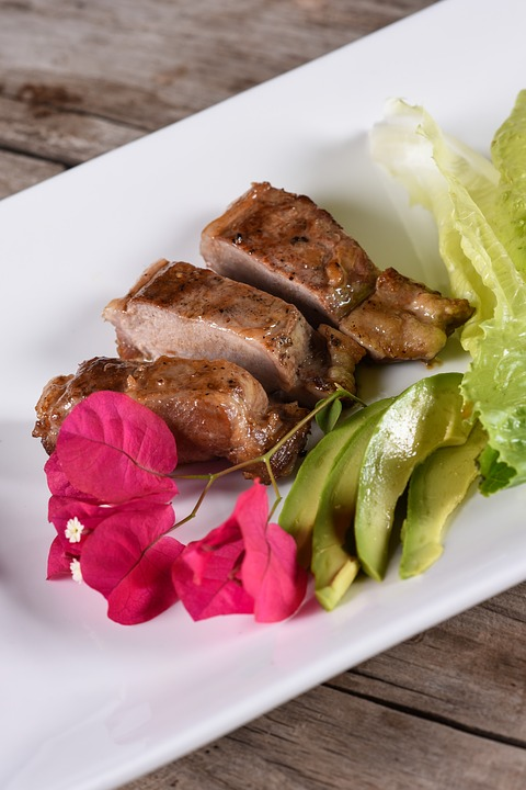 Loin, Wild Pig, Meat