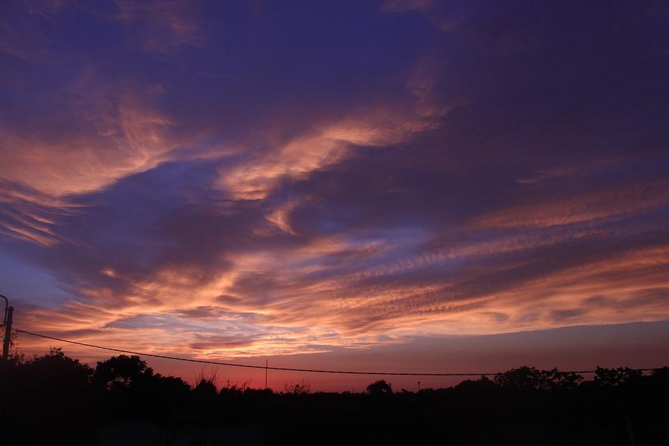Sunset, Lomas, Sun