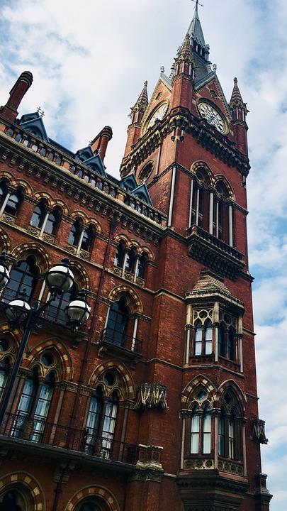 England, London, Uk, Brexit, Britain, Architecture