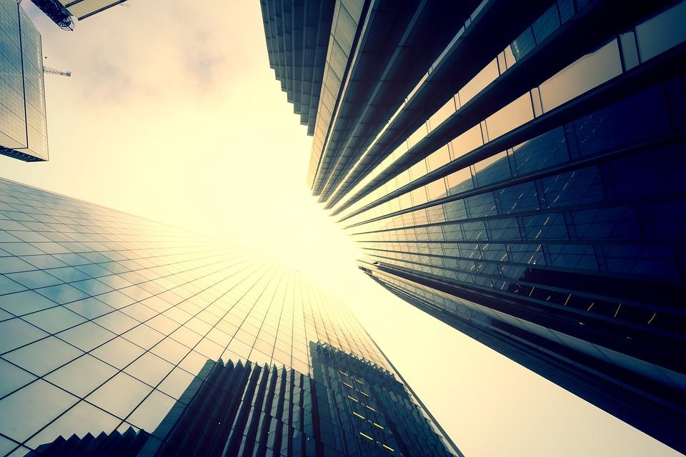 London, Skyscraper, Perspective, Sky, Architecture