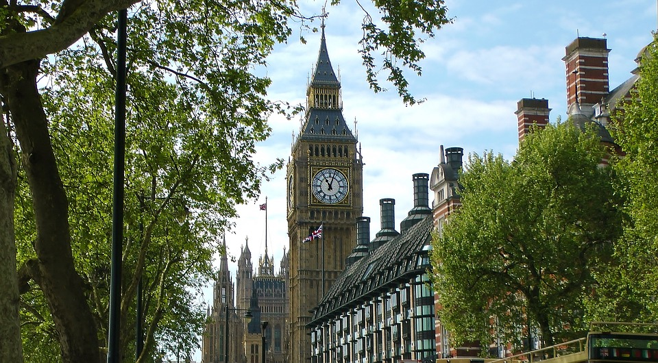 Big Ben, London, Uk, England, British, Landmark