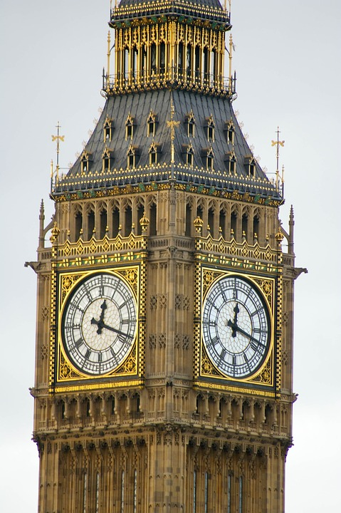 London, Tourism, Big Ben