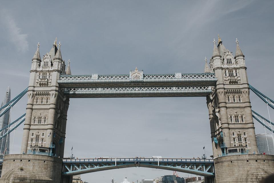 Bridge, London Bridge, England, Structure, Architecture