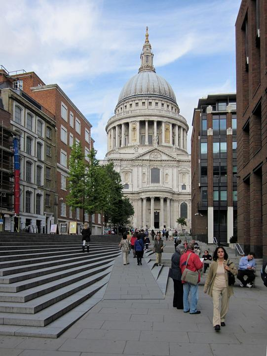 St Paul's Cathedral, London, Cathedral