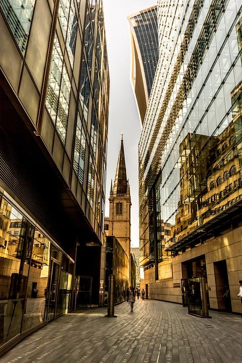 London, City, Work, Money, London City, England