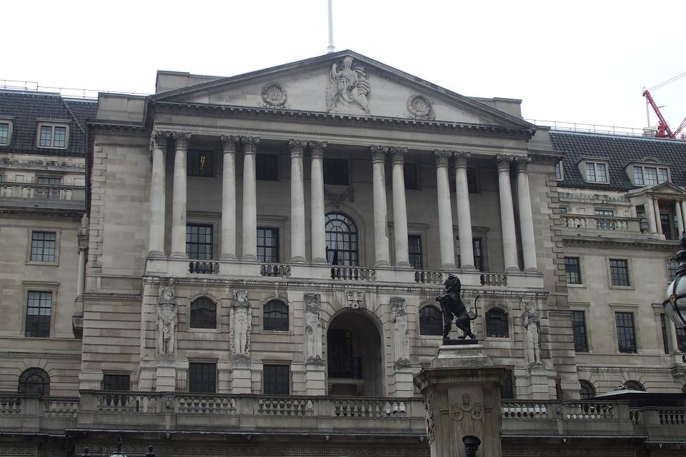 London, Bank Of England, England