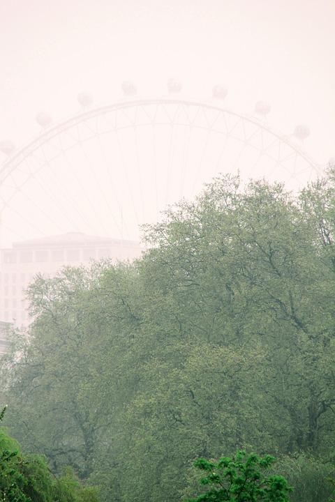 London, London Eye, Ferris Wheel, England
