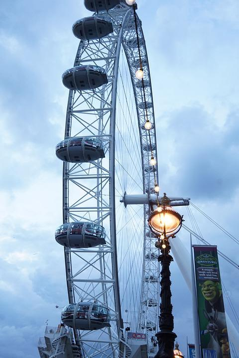 free photo london eye big london city big wheel wheel max pixel