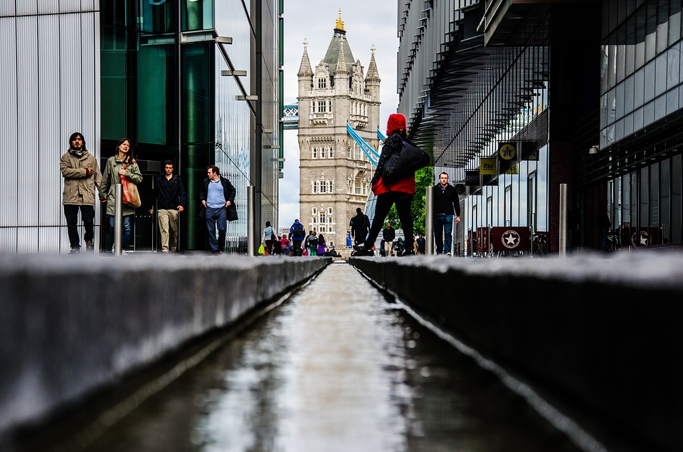 London, Tower Bridge, Landmark, Architecture, Bridge