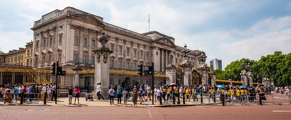 Buckingham, Palace, Queen, King, London, United Kingdom