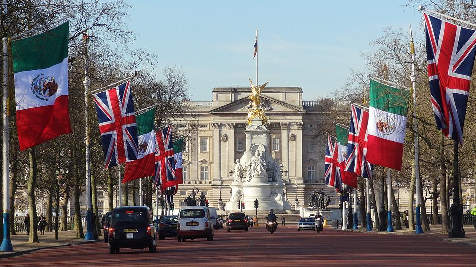 London, Buckingham Palace, Buckingham, Uk, Queen, Royal