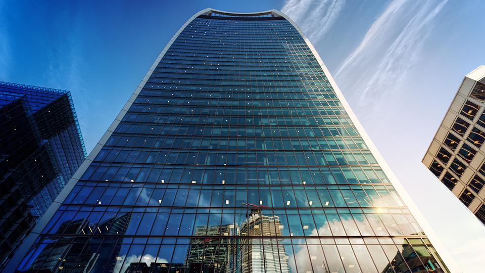 London, Skyscraper, Walkie Talkie, Architecture