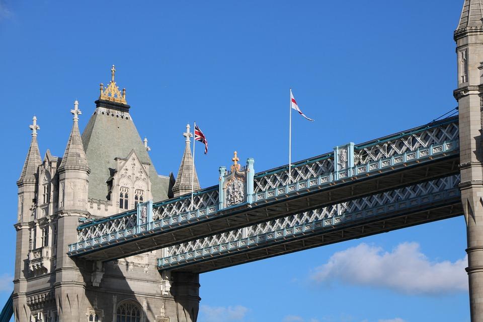 Tower Bridge, Uk, Britain, London