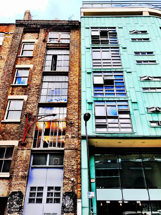 London, Building, City, Architecture, England, Uk