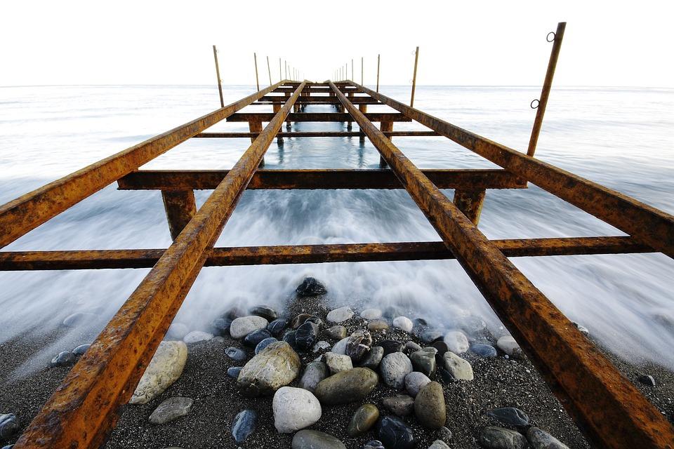 Iskele, Nature, Long Exposure, Loneliness, Beach