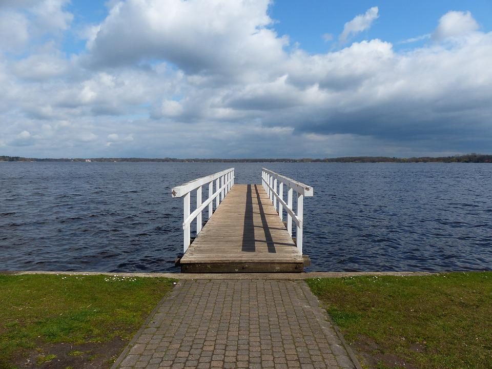 Longing, Sea, Bad Zwischenahn, Outlook, Rest, Nature