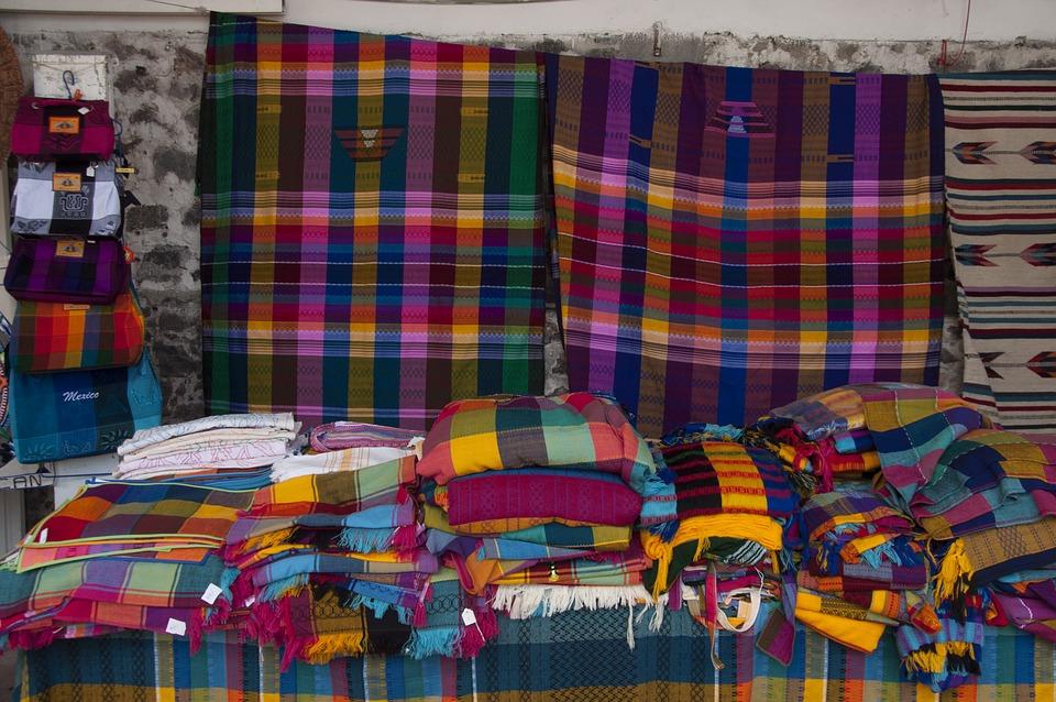 Tissue, Mexico, Loom