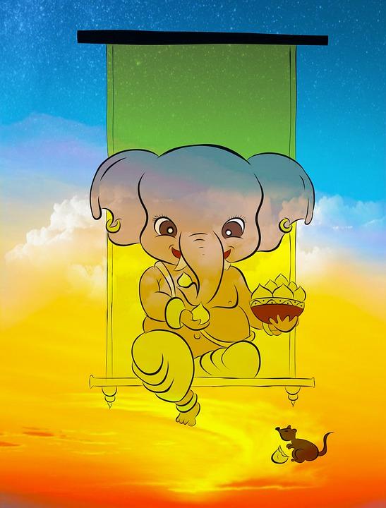 Lord Ganesha, Lord Ganesh, Ganesh Chaturthi, Festival