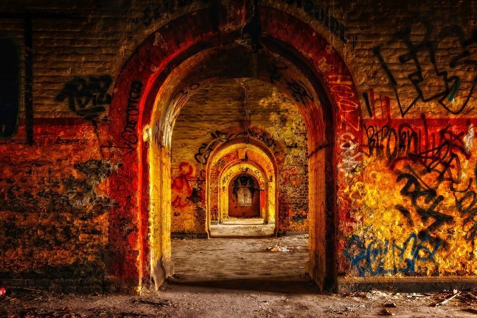 Lost Places, Masonry, Pforphoto, Mystical, Gloomy