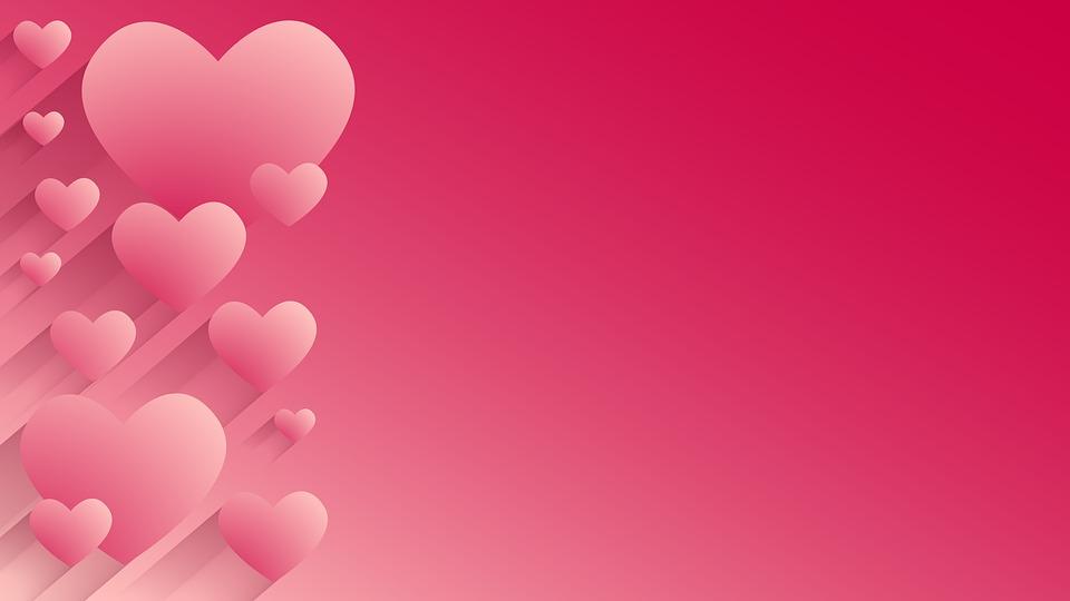 free photo love background valentine s hearts valentine day max pixel