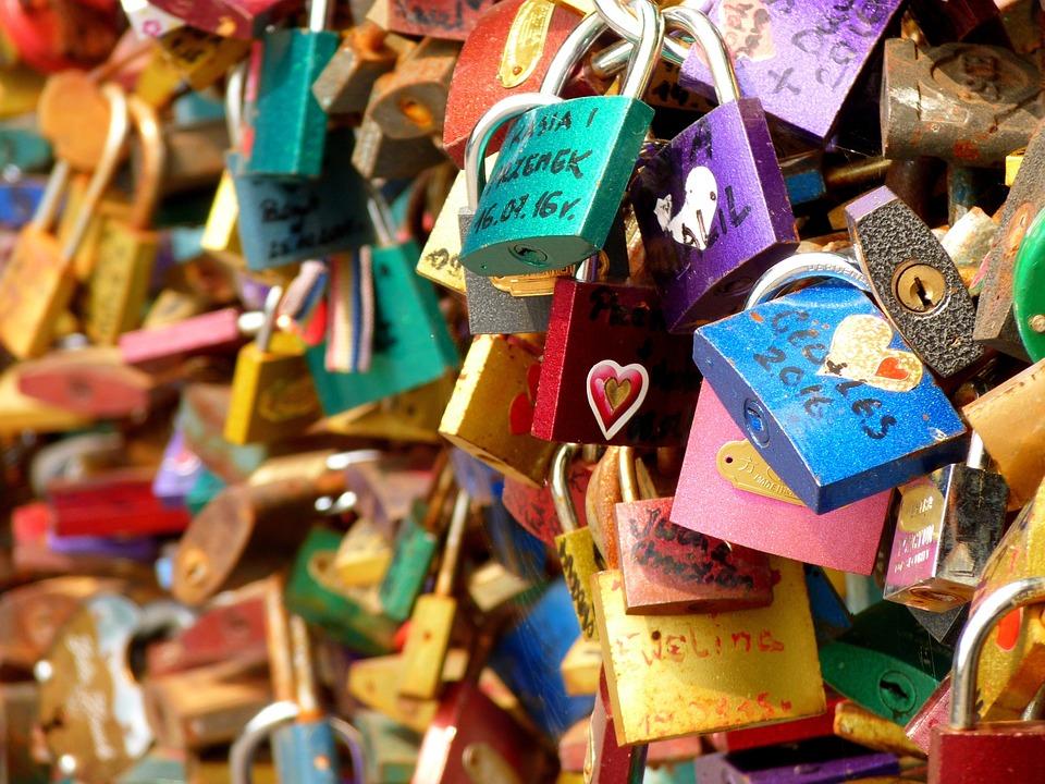 Bridge, By Wlodek, Falling In Love, Love, Bridge Lovers