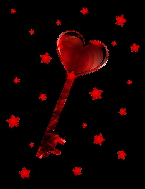 Key, Sign, Symbol, Protection, Love, Feelings