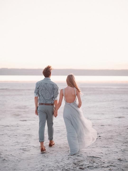 Couple, Love, Feelings, Seaside, Sweethearts, Lovers