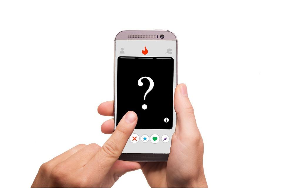Dating, Love, App, Tinder, Phone, Smartphone, Finger
