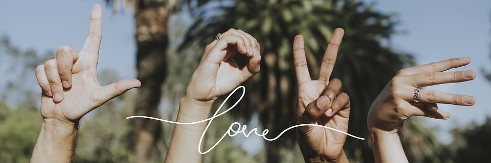 Fingers, Friend, Love, Friendship, Hands