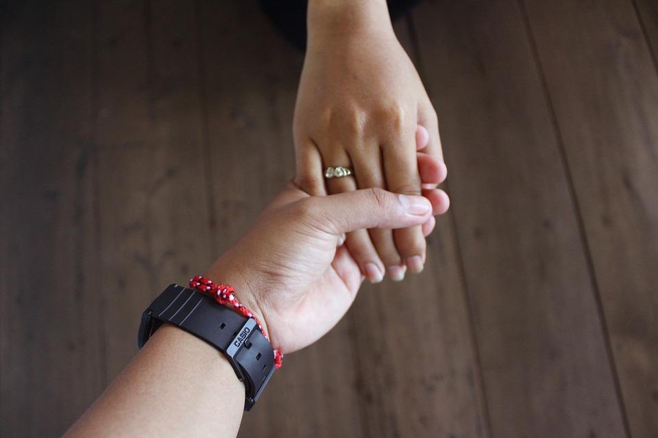 Hand, Holding, Love, Family