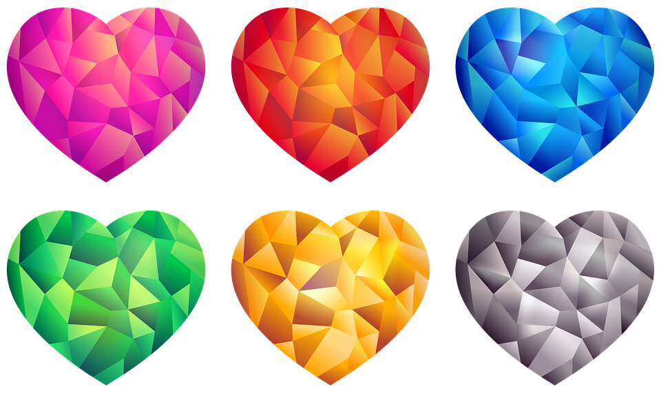 Love, Heart, Valentine, Design, Love Heart